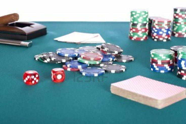 Poker table felt the virginia house club room pinterest