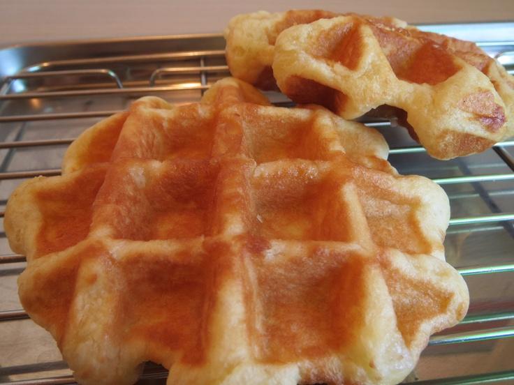 Liege Waffle | Liege Waffle Love | Pinterest