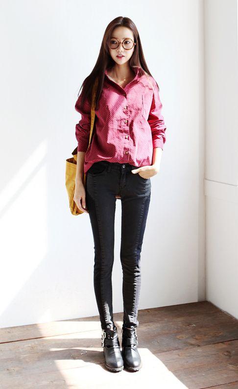 Pin By Alegria On Korean Fashion Pinterest