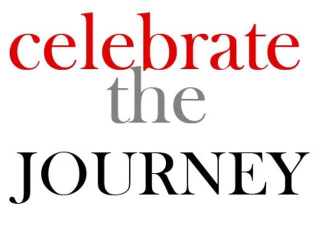Celebrate each step of the way favorites pinterest