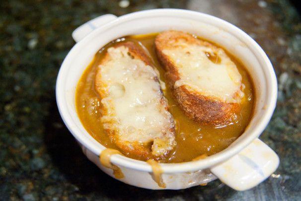 Onion Soup Les Halles - Vegetarian | Recipe