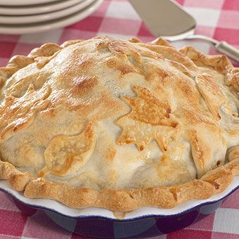 Apple Pie with Fig & Walnut Butter | Pies & Tarts | Pinterest