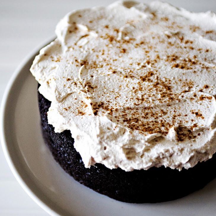Espresso Chocolate Cake With White Chocolate Mascarpone ...