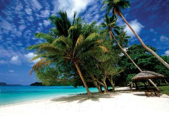 Efate Island Vanuatu