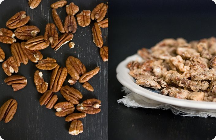 Sugar Coated Pecans | Recipes to Try | Pinterest