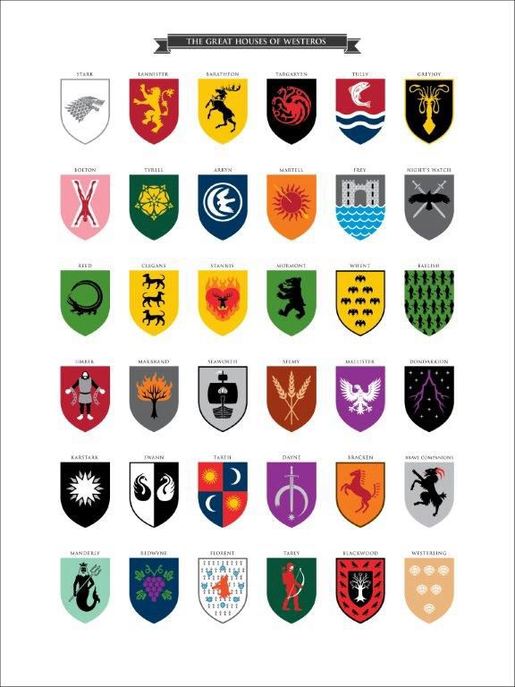 Houses And Sigils Pict...