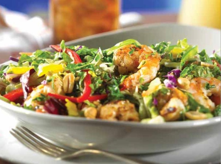 Tired of the same old boring salads? Try something refreshing with this recipe for a Crunchy Rainbow Salad from The Catering Company.