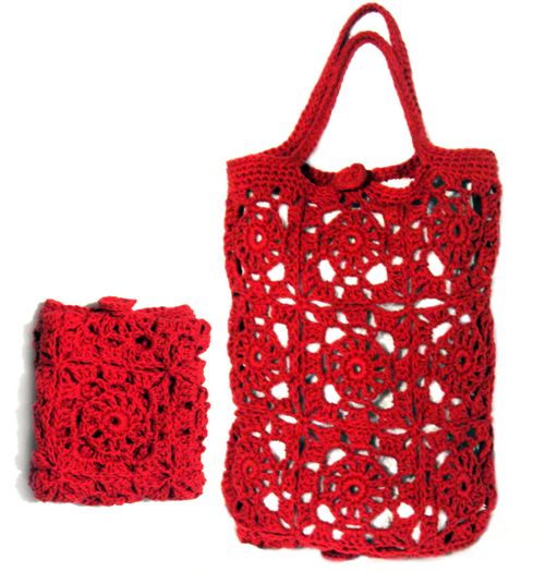 Cute Pattern  $4.95 #crochet #pattern #tote #bag