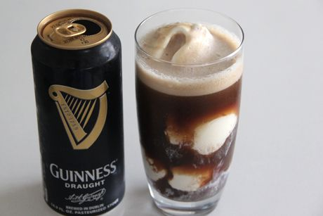 guinnessfloat-we were going to experiment with this and now I see it ...