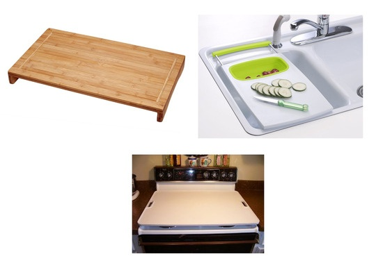 Temporary Countertop Options : are three good options for adding instant and temporary countertop ...