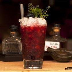 Black Bison Vodka Cocktail | Drink responsibly | Pinterest
