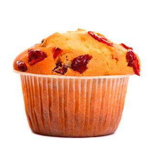 Lemon-Cranberry Muffins - Use 1 1/2 cups fresh/frozen cranberries
