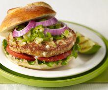 New Mexico Green Chili Turkey Burger | Burgers Burgers Burgers !! | P ...