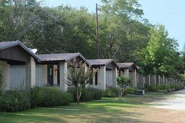 Live Oak Resort   Washington, Texas