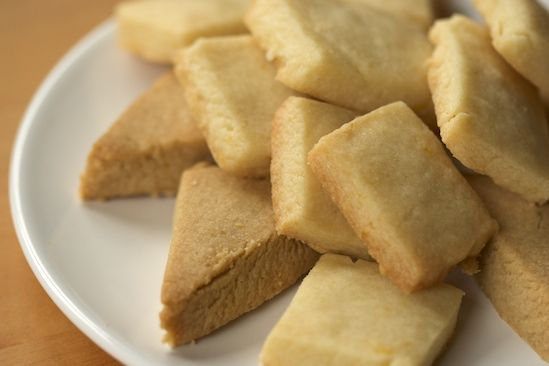Two recipes: Lemon Shortbread and Brown Sugar Shortbread. I have made ...