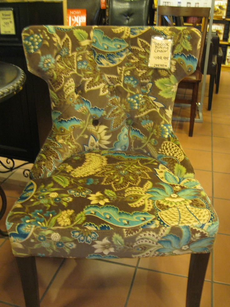 Peacock dining chair via pier 1 mom 39 s house pinterest - Pier one peacock chair ...