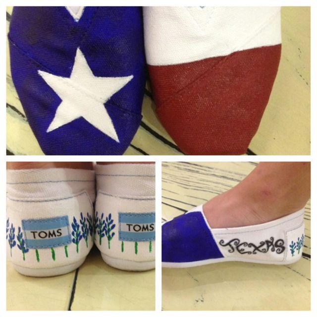 Texas Toms.