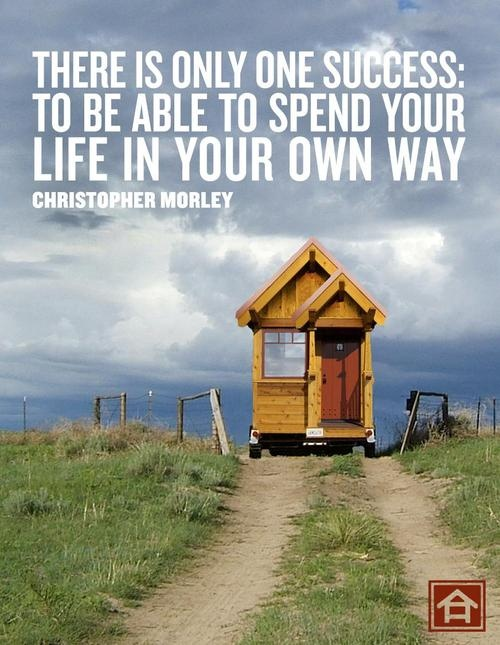 The Golden Tiny House Quotes Pinterest