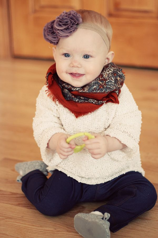baby girl with style!