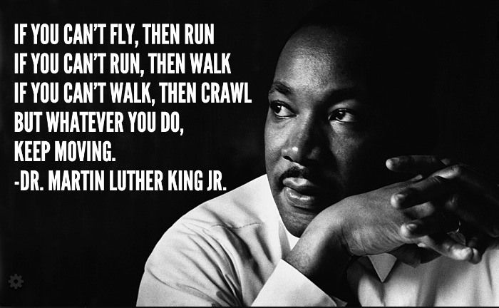 Dr.Martin Luther King Quote Uplifting Quotes Pinterest