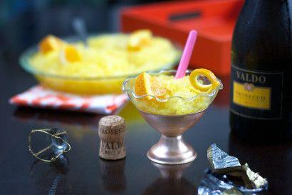 Mimosa Granita   Tasty Kitchen: A Happy Recipe Community!