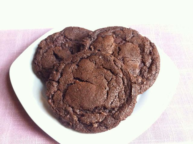 chocolate chunk cookies double pumpkin kissed chocolate chunk cookies ...