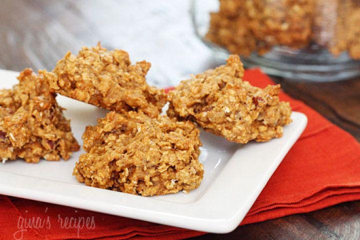 Pumpkin Spiced Oatmeal Pecan Cookies | Food I'll Never Make | Pintere ...