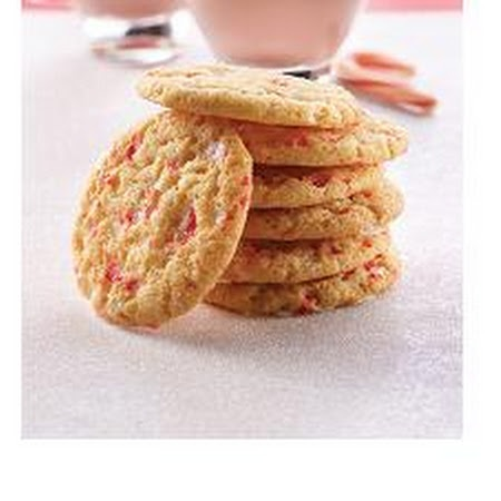 Sparkling Peppermint Cookies | Christmas | Pinterest