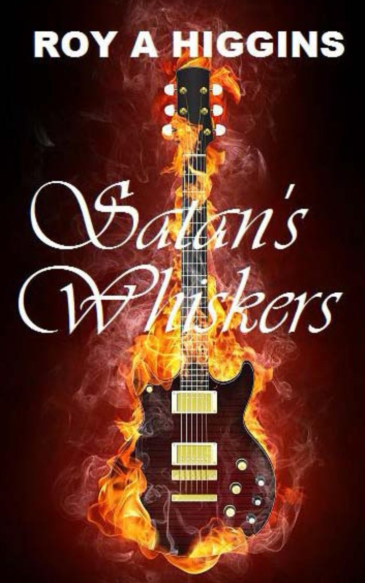 Satan's Whiskers. My second #novel about a #rock band and a #serial ...