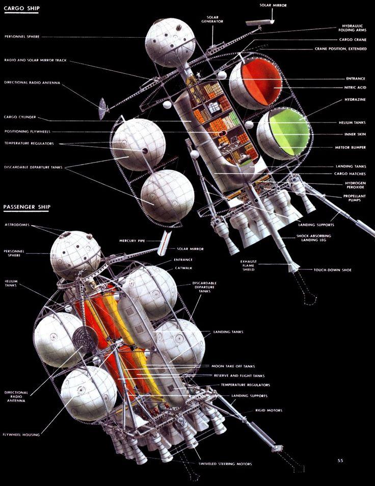 von braun lunar lander - photo #2