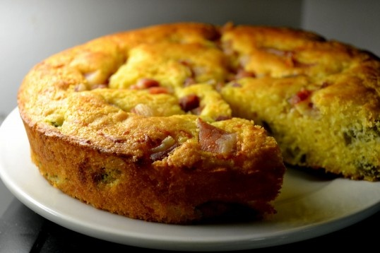 Heaven On Seven Japaleno Corn Bread | Company Food | Pinterest