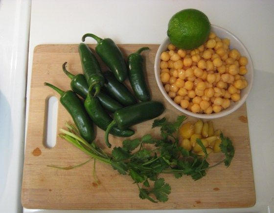 Jalapeno Lime Hummus | Much Love From Nupur | Pinterest