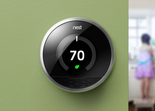 Nest, the sexiest thermostat