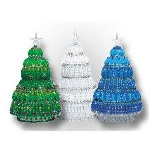 Cousins Corp Beaded Safety Pin Christmas Tree Kit | review | Kaboodle