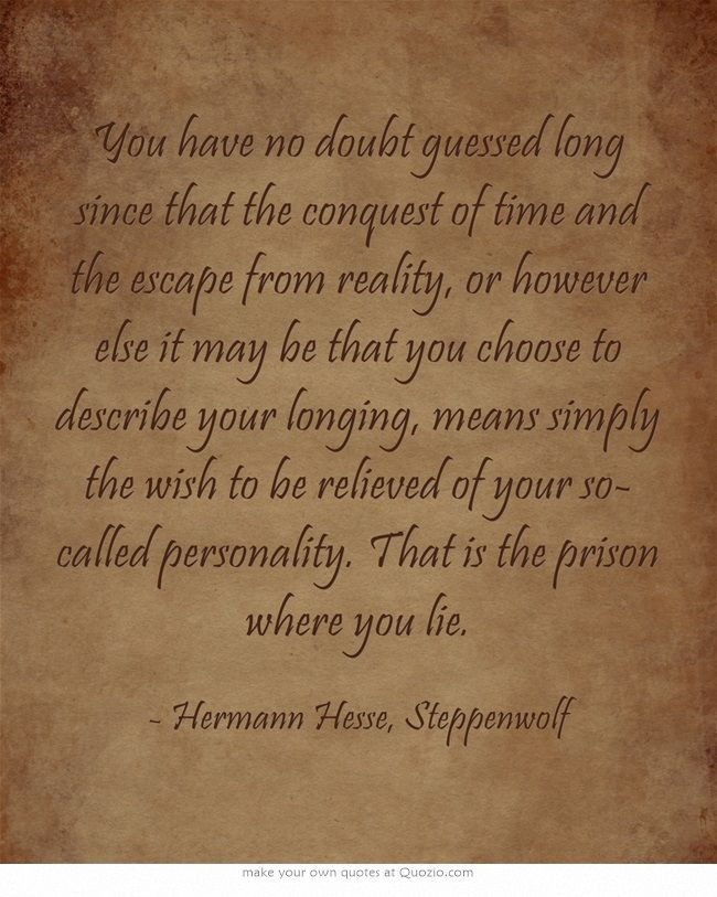 a literary analysis of steppenwolf by hermann hesse Steppenwolf analysis literary devices in steppenwolf  turning into boys, a  magic theater where any fantasy comes to life yeah, hermann hesse is asking  us.