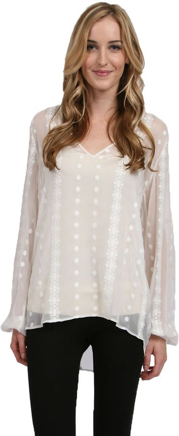 Zoa White Blouse 23