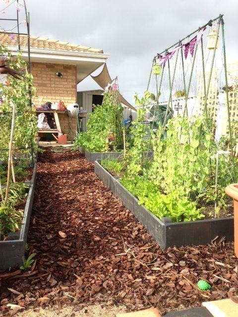 eWood Raised Garden Bed Kit | eWood Customers Gardens ...