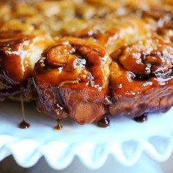 Caramel Apple Sticky Buns | Drinks & Deserts | Pinterest