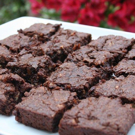 Gluten Free Ghirardelli Brownies