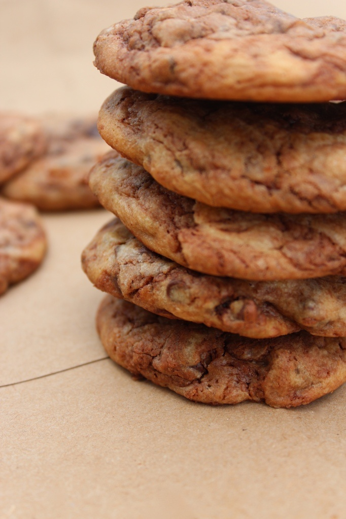 Nutella Chocolate Chip Cookies...can someone please make these for me ...