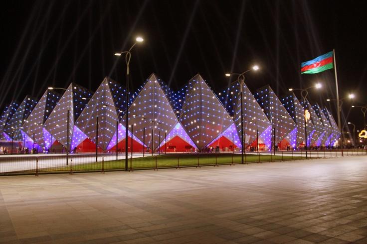 eurovision baku crystal hall