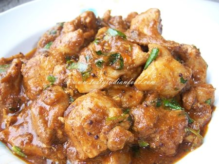 Easy and tasty chicken recipes indian