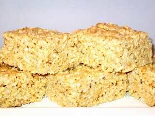 Salted brown butter rice crispy treats | Baking my way through life ...
