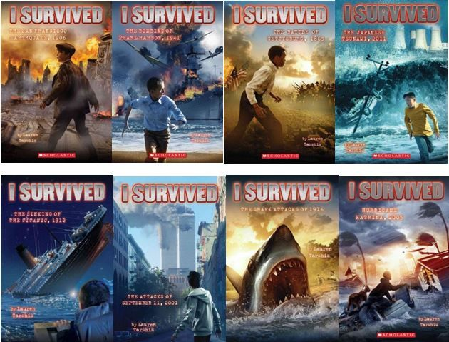 Fiction books about survival in the wilderness movies