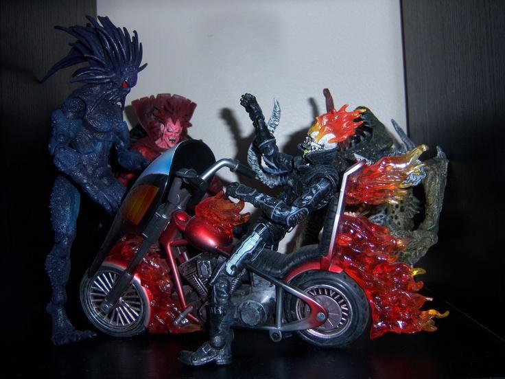 Mephisto ghost rider