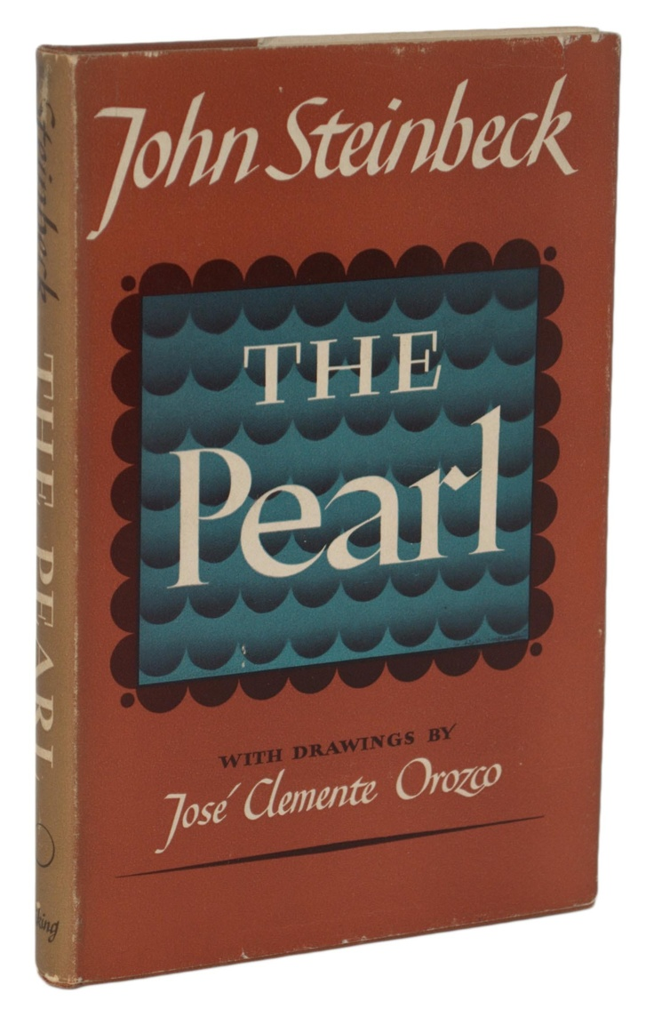 the symbol of the pearl in the novel the pearl by john steinbeck The pearl by john steinbeck home / literature / the pearl / analysis / symbolism, imagery, allegory /  a mystery in an enigma—er: a symbol inside a parable.