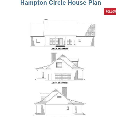 House plans and floor plans house design Circle house plans
