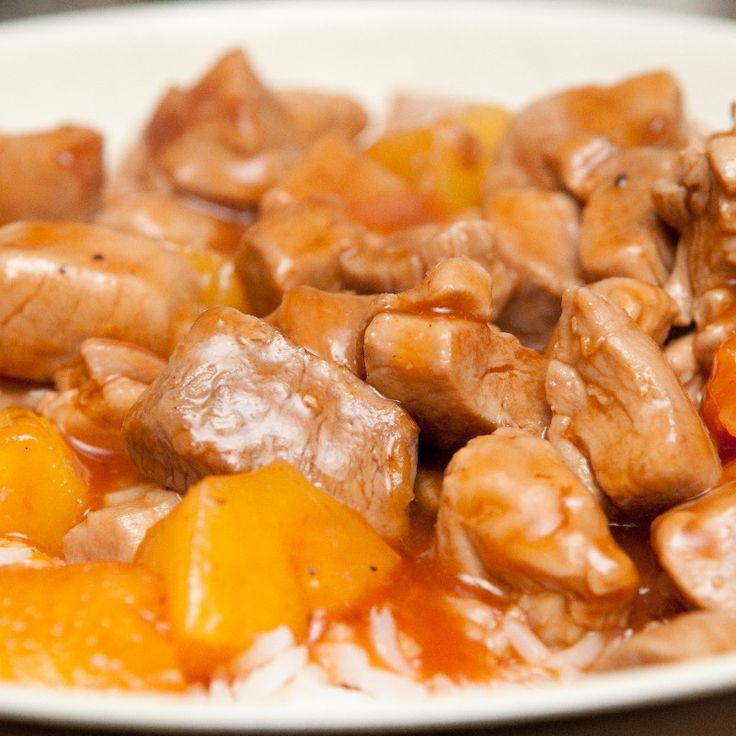 Orange Glazed Chicken Recipes — Dishmaps
