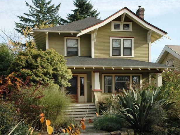 Arts and crafts style arts and crafts style pinterest for Craftsman style garden designs