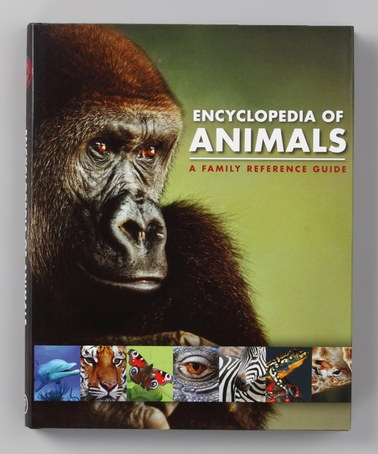 Take a look at this Encyclopedia of Animals Hardcover by Parragon on #zulily today!